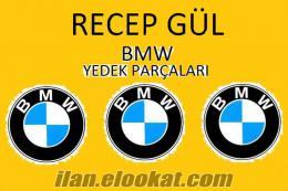 BMW YEDEK PARÇA RECEP GÜL MOTORLU ARAÇLAR