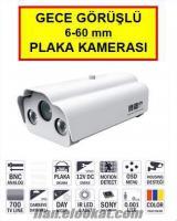 plaka kamerası gece görüşlü (6-60 mm)