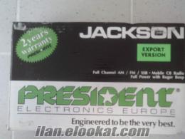 President Jackson + Galaxy