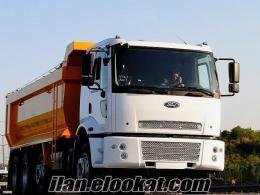 Kiralık kırkayak kamyon