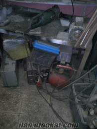 torna atölyesi satlık imalathane