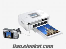 konyadan satılık fotoğraf yazıcısı canon cp 740