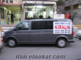 Zeytinburnu minibüs kiralama