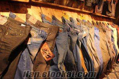 Ankara Çubuk 100 adet kot pantolon 600 tl