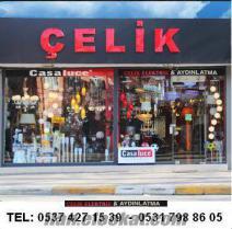 Antalya uncalı elektrikçi