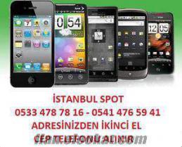 ATAŞEHİR İKİNCİ EL İPHONE 4S İPHONE 5S ALANLAR İPHONE ALAN YERLER