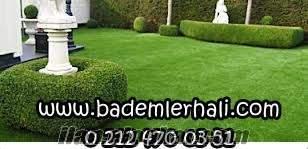 20 mm çim halı , doğal görünümlü suni çim