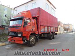Satılık 2520 cargo tenteli kamyon