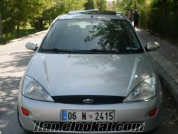 Sahibinden satılık ford focus 2000 model ghia 1.6 motor ANKARA