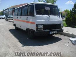 Satılık 2.el Pejo minibüs..