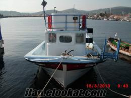 sahibinden kiralık çeşmealtında balıkçı teknesi