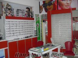 devren kiralık optik dükkanı