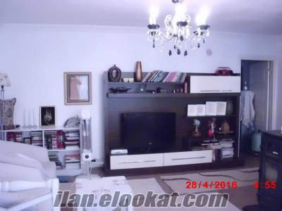 FOR RENT APARTMENT 120 m2 3+1 SEA SİDE FULL BEACH