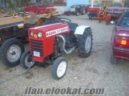 Antalyada satılık Başak Bahçe Traktörü