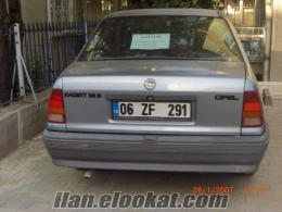 Ankaradan satılık araba