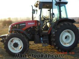 traktör erkunt model 2012 servet 80.4e 4 x4 kepçe rulo balye tutucu