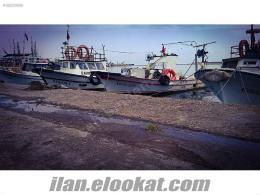 Masrafsız Balıkçı Teknesi