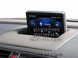 VOLVO S40 - C30 - V50 ORJiNAL GPS NAViGASYON SiSTEMİ - TÜRKİYE DE İLK - S40