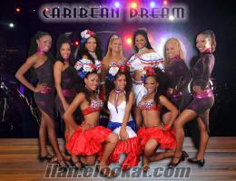 Gazinoda çalişacak Dominik Cumhuriyeti Show Grupu