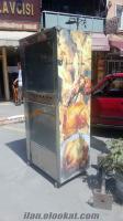 piliç çevirme makinası