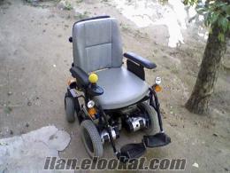 akülü engelli arabası satılık