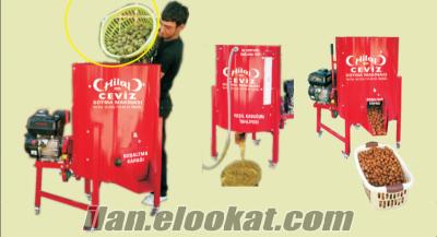 Ceviz kabuk soyma makinası