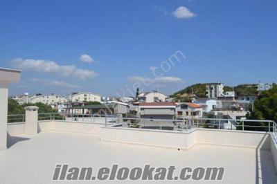 Didim mavişehirde denize sıfır lüks satılık villa