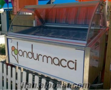 DONDURMA TEŞHİR DOLABI / DONDURMA REYONU 14K