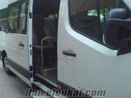 Kiralık 16+1 Minibüs Nişan Gezi Düğün v.s. işlere Gidilir
