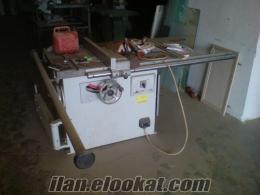 marangoz makinaları devren satılık