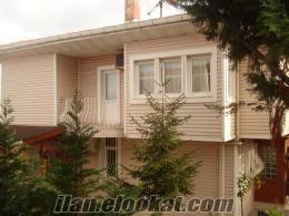 istanbul çengelköy satılık villa