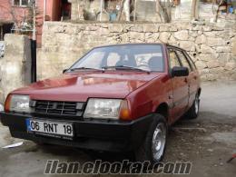 Ankarada acilen satılık 1994 model Lada Samara