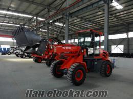 Efnan Makina 4x4 TL1500 Belden Kırma Yükleyici