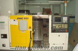 SATILIK CNC DMC TORNA