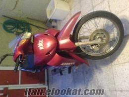 ramzey 100lük motor satlık yarı otomatik 4vitesli kırmızı