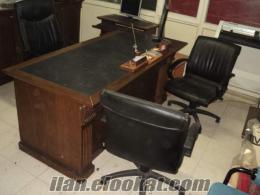 Tarsusta ofis mobilyası
