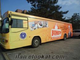 Mobil anaokulu Gezici anaokulu İmalatı Dizaynı