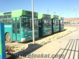satılık 4 adet 302 t mersedes halk otobüsü