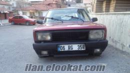 ankarada 1988 model doğan sahibinden satılık