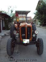 ıspartada sahibinden satılık traktör yanında 4
