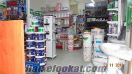 izmir, karabağlar, çamlık, satılık dükkan, nalbur, hırdavat, boya