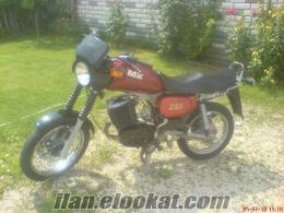mz 251 1999 model fazla kullanılmamış acil satılık