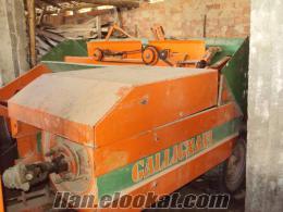 satılık iki telli gallıganı gold balya makinası