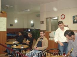 istanbul 4. levent te devren kiralık bilardo&cafe
