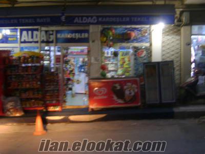 İzmir Yeşilyurtta Devren Kiralık Market&tekel bayii