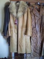 çorluda satılık muton , rakun, tilki , tavşan Kürkler ve deri ceketler