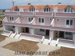 Geyiklide Acil satılık 8 adet yazlık villa