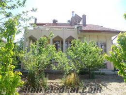 Konya Meram Tıp Fakültesi Arkasında Tripleks Villa
