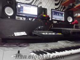 Kayıt Stüdyosu profesyonel kanal kayıt
