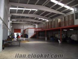 satılık kiracılı fabrika